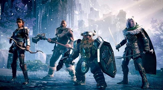 Dungeons & Dragons: Dark Alliance – Siêu phẩm nhập vai hành động với những trận chiến bùng nổ
