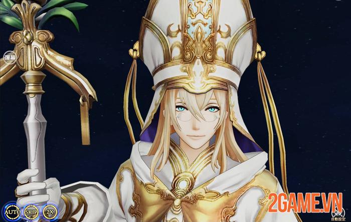 Hortensia Saga R - Game chiến thuật Trung Cổ ra mắt game thủ Đài Loan 1