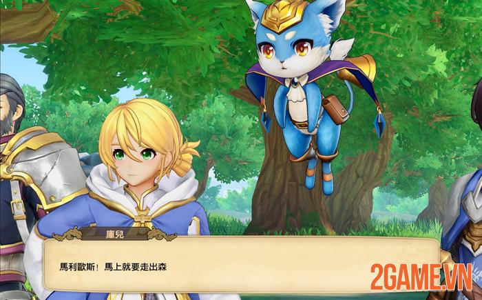 Hortensia Saga R - Game chiến thuật Trung Cổ ra mắt game thủ Đài Loan 2