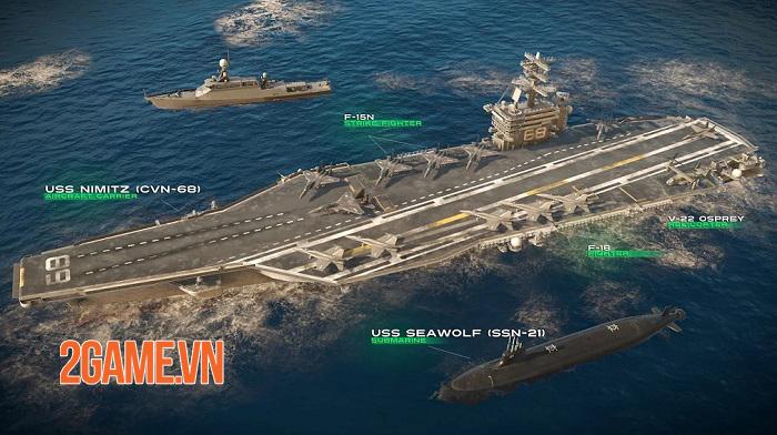 Modern Warships - Game hành động mô phỏng hải quân chiến thực tế 0