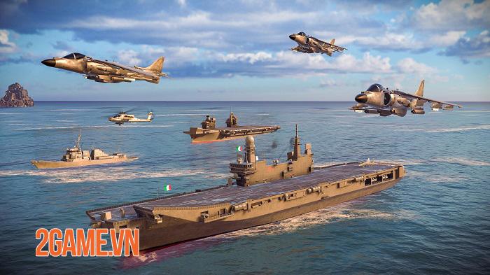 Modern Warships - Game hành động mô phỏng hải quân chiến thực tế 3
