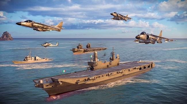 Modern Warships – Game hành động mô phỏng hải quân chiến thực tế