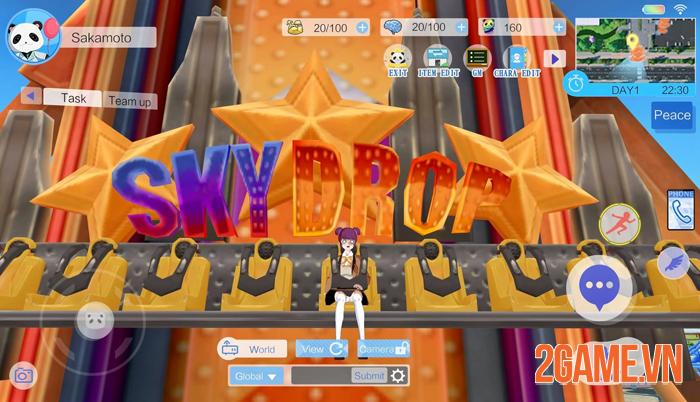 My School Simulator - Tấm vé về lại mái trường xưa của game thủ mobile 4