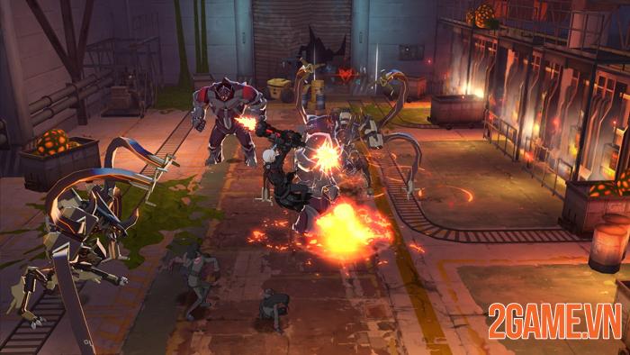 Soul Worker - Siêu phẩm nhập vai Hàn Quốc bước ra thế giới qua Steam 4