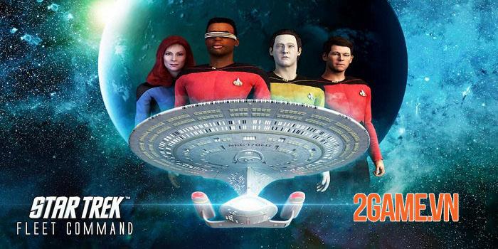 Star Trek Fleet Command - Game chiến thuật xây dựng liên minh hoành tráng thống trị ngân hà 0