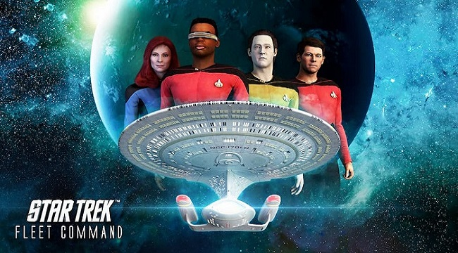 Star Trek Fleet Command – Game chiến thuật xây dựng liên minh hoành tráng thống trị ngân hà