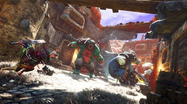 Biomutant – Game nhập vai thế giới mở đầy hứa hẹn trong tháng 5/2021