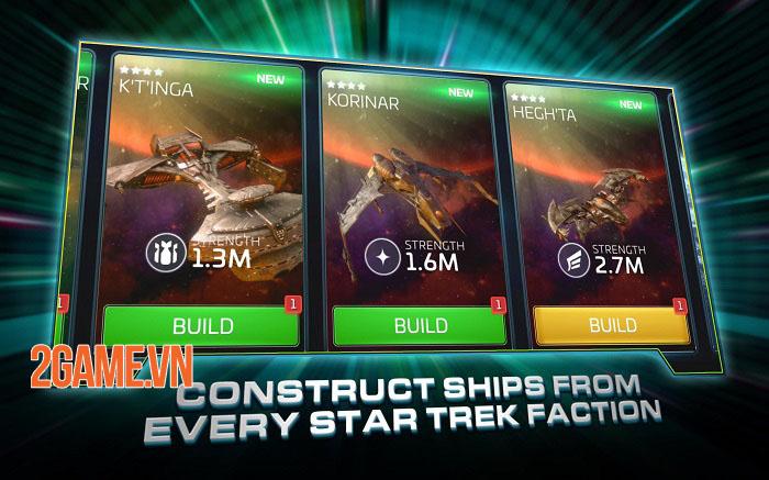 Star Trek Fleet Command - Game chiến thuật xây dựng liên minh hoành tráng thống trị ngân hà 2