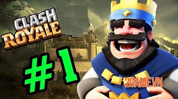 Không phải ai cũng biết: Xếp hạng tất cả các thẻ trong danh sách bậc Clash Royale 0