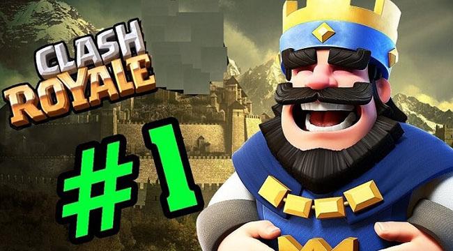 Không phải ai cũng biết: Xếp hạng tất cả các thẻ trong danh sách bậc Clash Royale