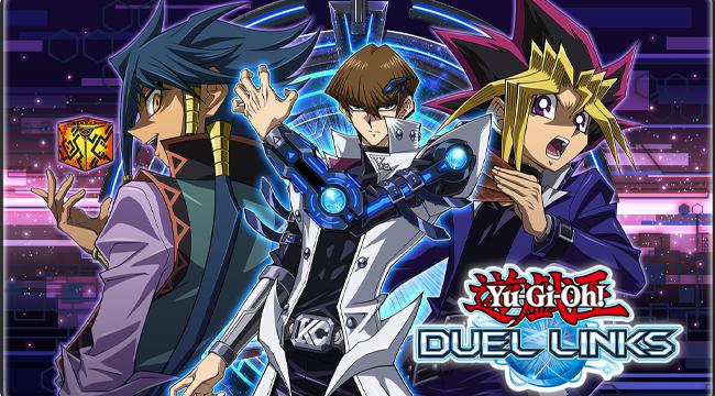 Yu-Gi-Oh! Duel Links – Hành trình trở thành vua bài ma thuật mobile