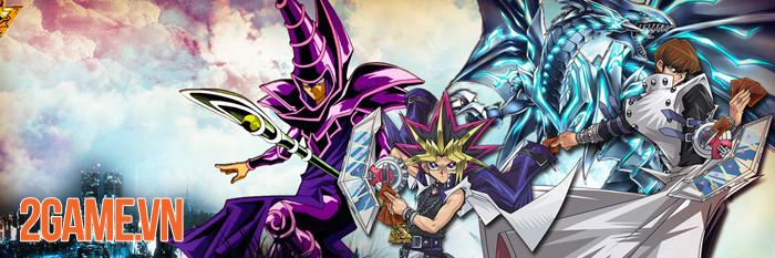 Yu-Gi-Oh! Duel Links - Hành trình trở thành vua bài ma thuật mobile 0