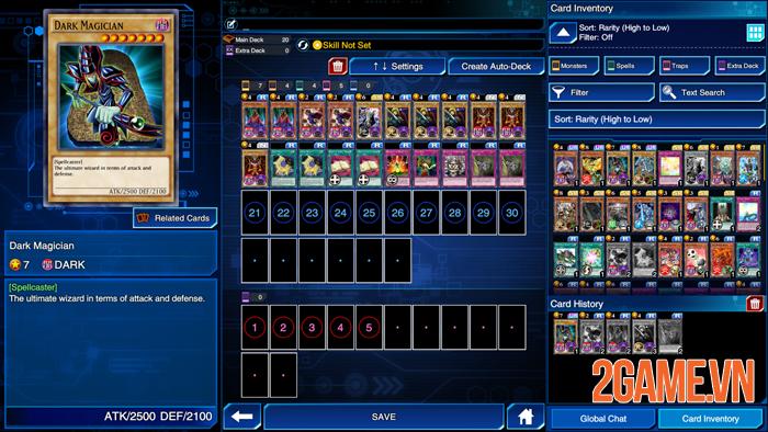 Yu-Gi-Oh! Duel Links - Hành trình trở thành vua bài ma thuật mobile 2