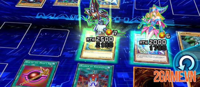 Yu-Gi-Oh! Duel Links - Hành trình trở thành vua bài ma thuật mobile 1