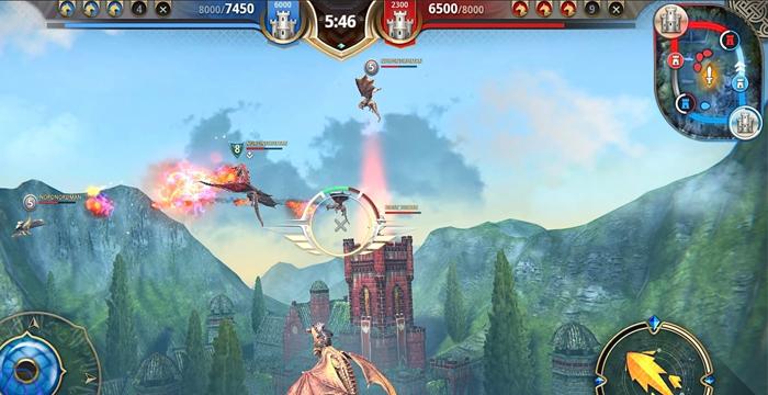 Dragon Masters - Bí kíp luyện rồng dành cho game thủ mobile 1