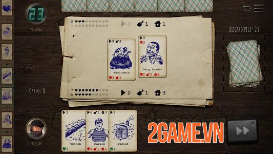 Bombagun - Game thẻ bài lấy bối cảnh vũ trụ hậu tận thế 0