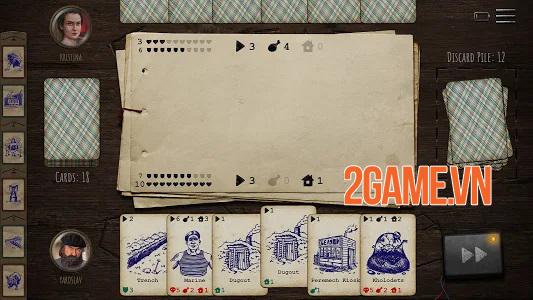 Bombagun - Game thẻ bài lấy bối cảnh vũ trụ hậu tận thế 3