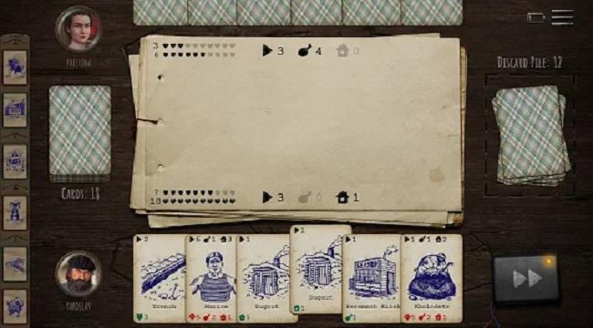 Bombagun – Game thẻ bài lấy bối cảnh vũ trụ hậu tận thế