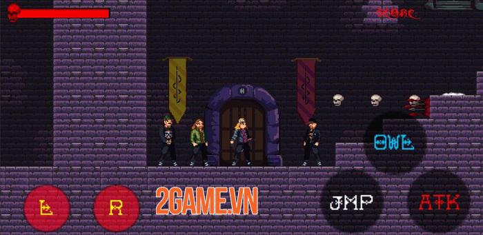 Kvelertak - Game of Doom: Game hành động phong cách cổ điển 1
