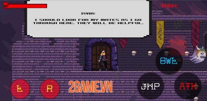 Kvelertak - Game of Doom: Game hành động phong cách cổ điển 2