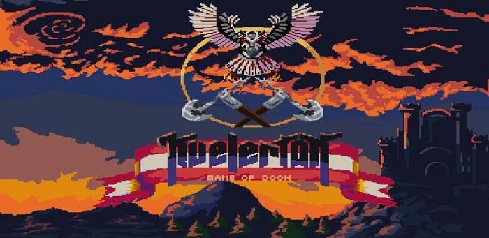 Kvelertak - Game of Doom: Game hành động phong cách cổ điển 0