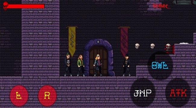 Kvelertak – Game of Doom: Game hành động phong cách cổ điển