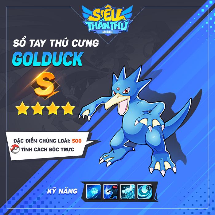 Siêu Thần Thú Mobile - Game Pokemon phong cách mới sắp ra mắt làng game Việt 0