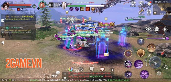 Forsaken World: Thần Ma Đại Lục tạo ra một sân chơi gắn kết cộng đồng 0