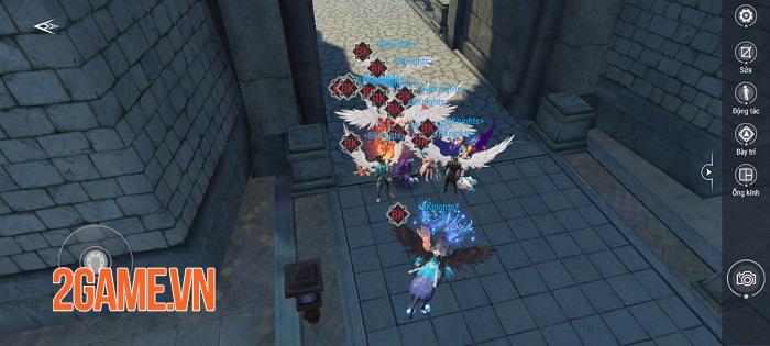 Forsaken World: Thần Ma Đại Lục tạo ra một sân chơi gắn kết cộng đồng 4