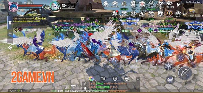 Forsaken World: Thần Ma Đại Lục tạo ra một sân chơi gắn kết cộng đồng 5