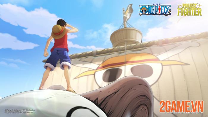 One Piece Project: Fighter - Át chủ bài ấn tượng của Tencent Games 2