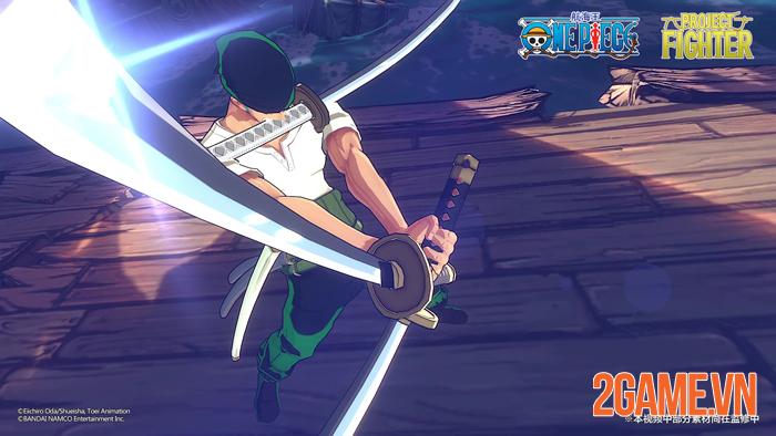 One Piece Project: Fighter - Át chủ bài ấn tượng của Tencent Games 1