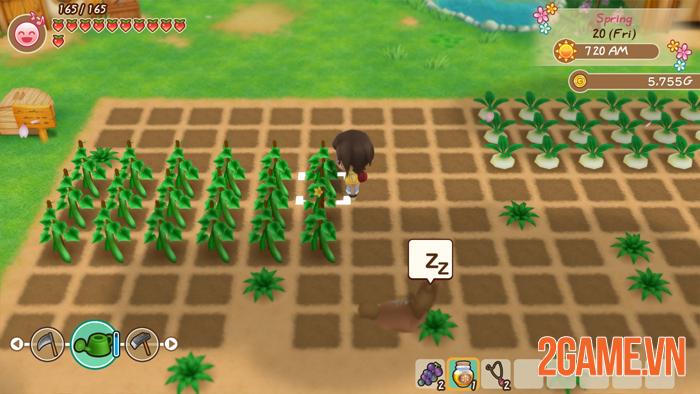 Story of Seasons Mobile - Câu chuyện nhà nông mới nhất của Tencent 0