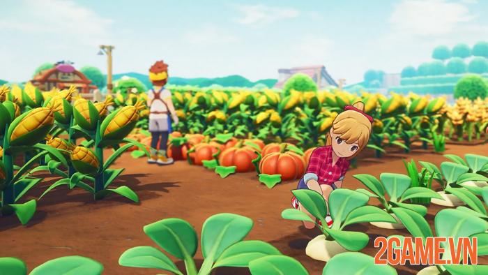 Story of Seasons Mobile - Câu chuyện nhà nông mới nhất của Tencent 1