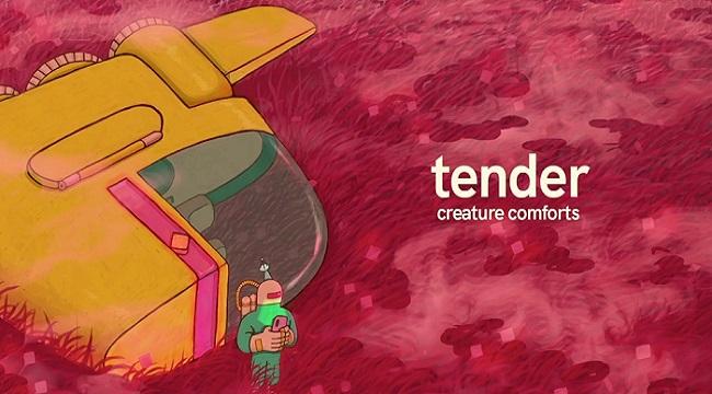 Tender: Creature Comforts – Sim hẹn hò tìm thấy tình yêu ngoài Trái Đất