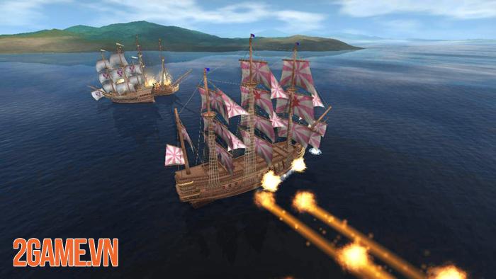 Uncharted Waters: Lord of the Sea - Hành trình chinh phục thất hải 3