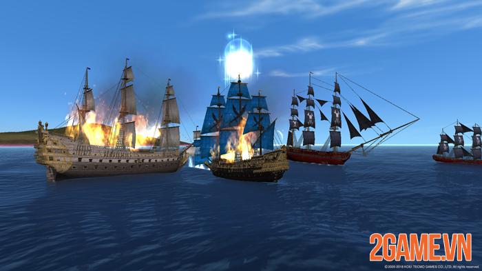 Uncharted Waters: Lord of the Sea - Hành trình chinh phục thất hải 0