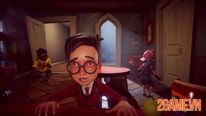 Secret Neighbor - Game sinh tồn cùng gã hàng xóm nguy hiểm 1