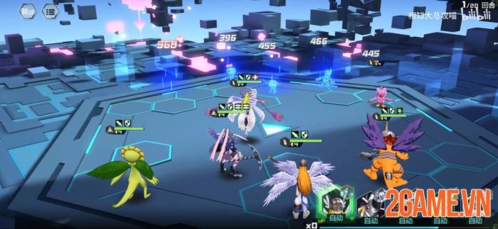 Digimon: New Century - Game nhập vai hoành tráng của Bandai Namco 1