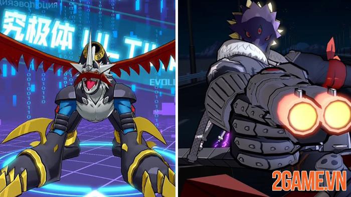 Digimon: New Century - Game nhập vai hoành tráng của Bandai Namco 0