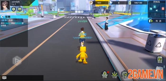 Digimon: New Century - Game nhập vai hoành tráng của Bandai Namco 2