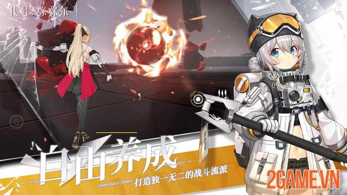 Project: Mimir - Bom tấn nhập vai hành động hoành tráng của Trung Quốc 0