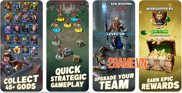 Dice Gods - Game chiến thuật tiết tấu nhanh tập trung vào kĩ năng 0