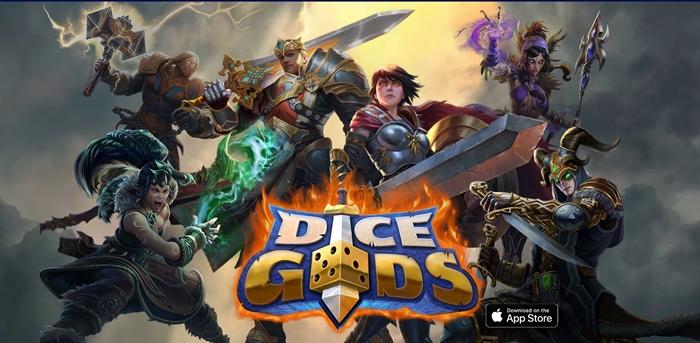 Dice Gods - Game chiến thuật tiết tấu nhanh tập trung vào kĩ năng 1