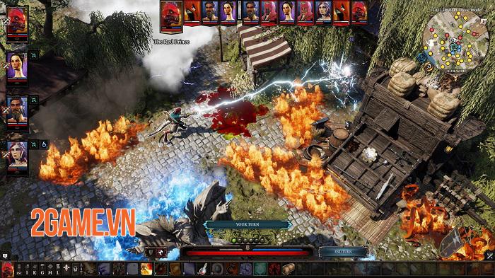 Divinity: Original Sin 2 phiên bản mobile mang đến những trải nghiệm như trên PC 1