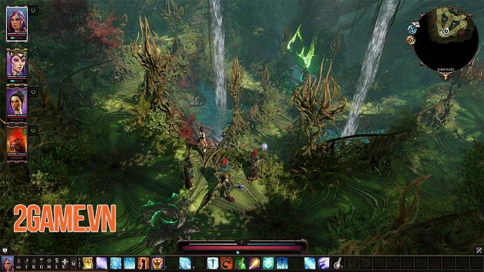 Divinity: Original Sin 2 phiên bản mobile mang đến những trải nghiệm như trên PC 2