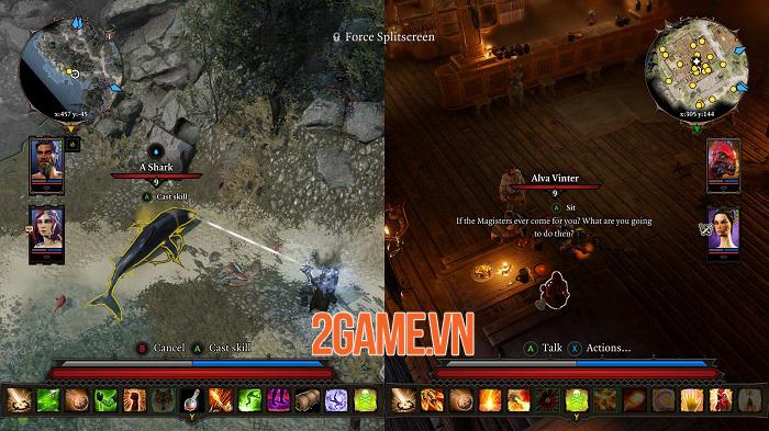 Divinity: Original Sin 2 phiên bản mobile mang đến những trải nghiệm như trên PC 3