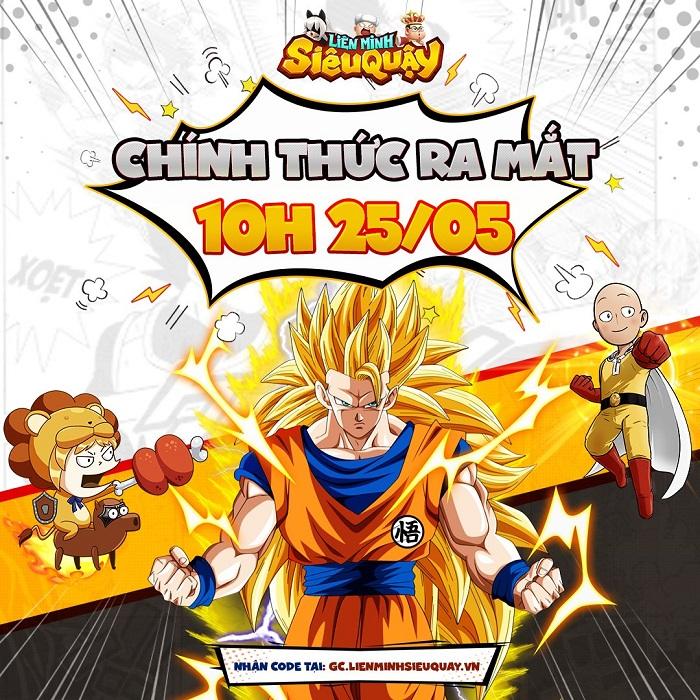 Liên Minh Siêu Quậy sẽ trở thành tựa game manga hot nhất năm 2021 1