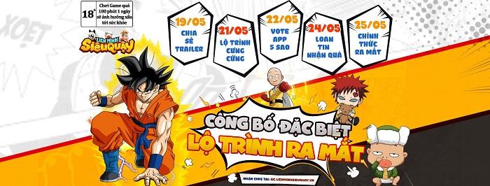 Liên Minh Siêu Quậy sẽ trở thành tựa game manga hot nhất năm 2021 2