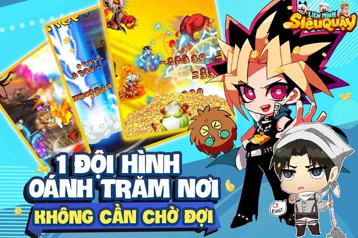 Liên Minh Siêu Quậy sẽ trở thành tựa game manga hot nhất năm 2021 3